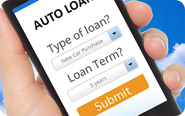 Screenshot from Car Loans Course